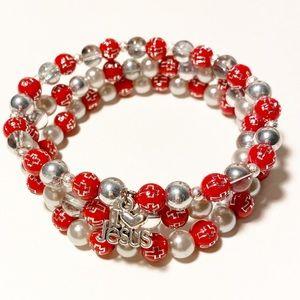 Handmade Christian Bracelets Christian Gifts